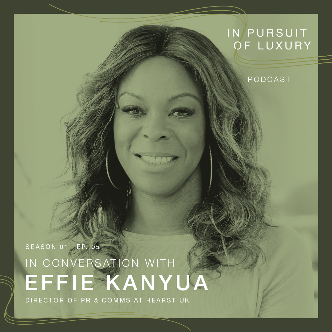 In conversation with Effie Kanyua