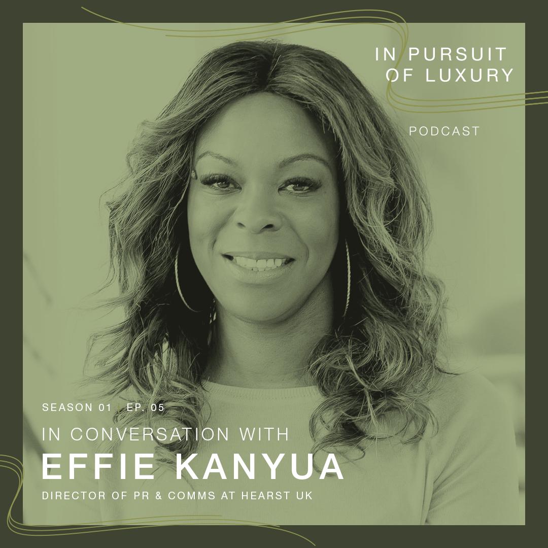 Effie Kanyua