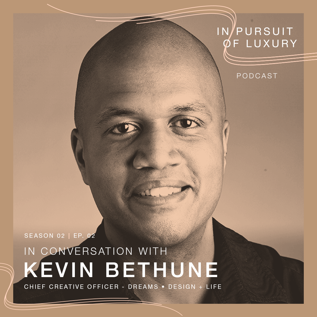 In conversation with Kevin Bethune