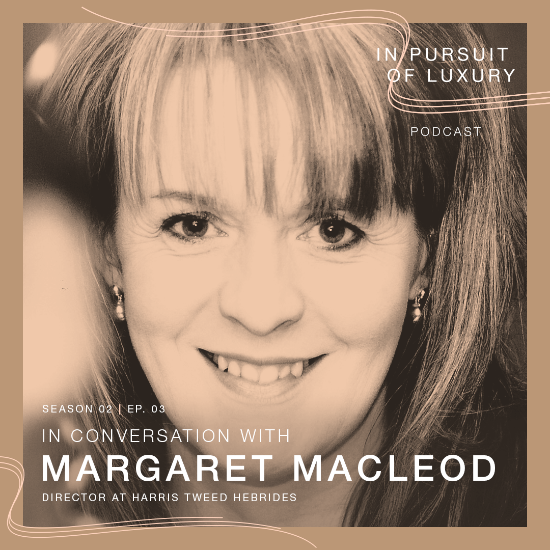 In conversation with Margaret Macleod
