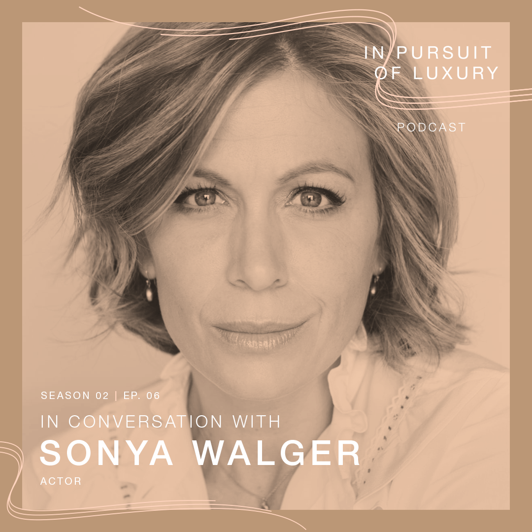 In conversation with Sonya Walger