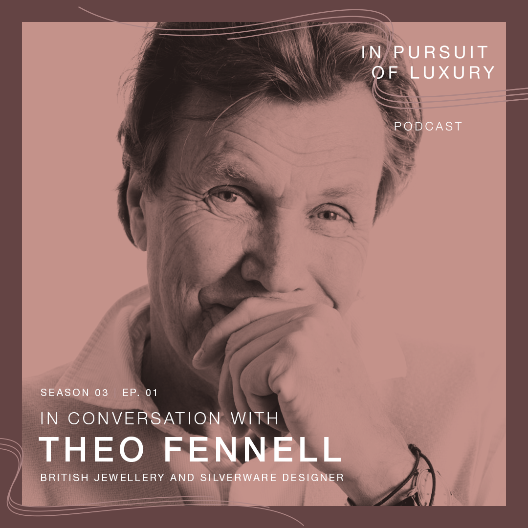In Conversation with Theo Fennell