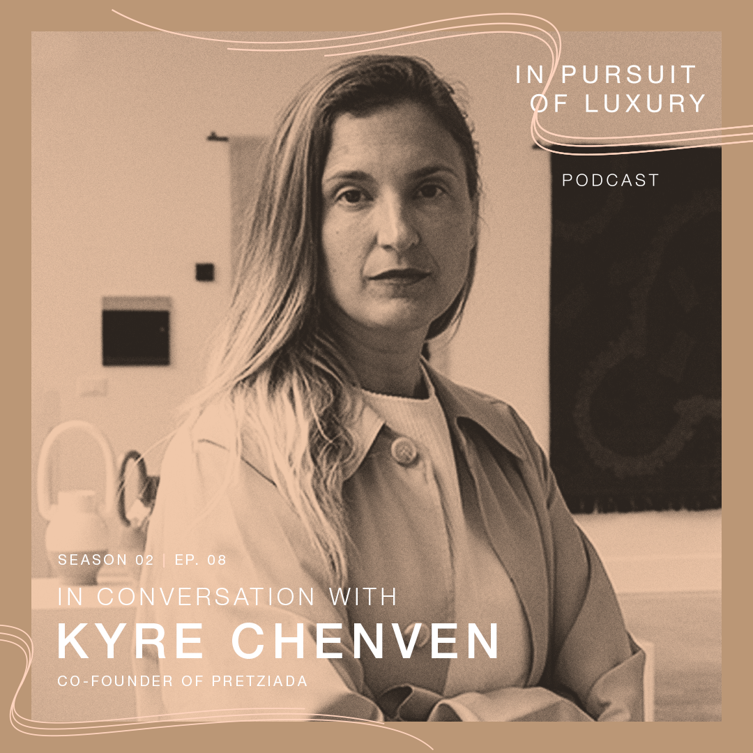 In conversation with Kyre Chenven
